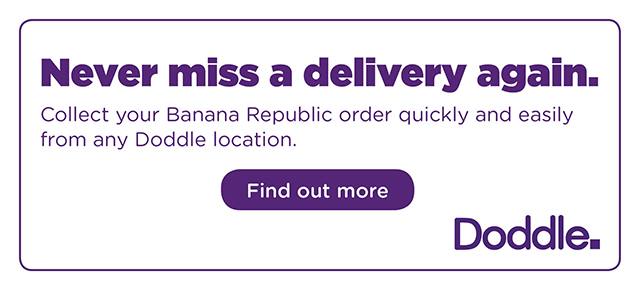 Never miss a delivery again. | Find out more